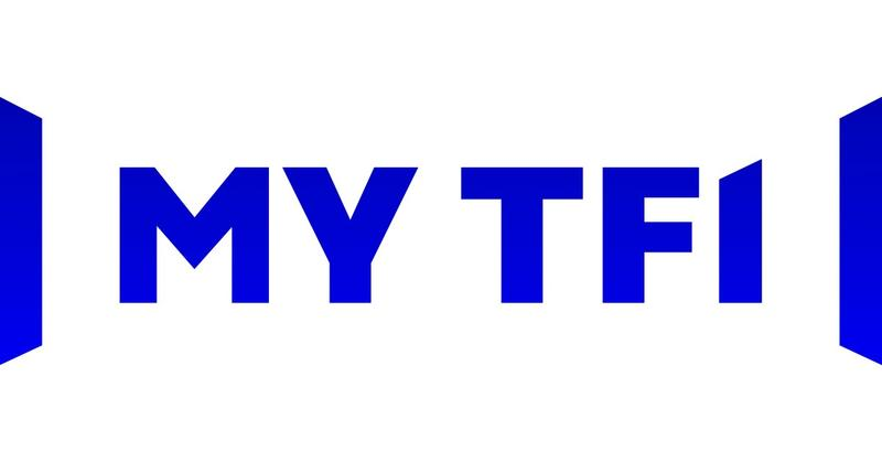 my TF1 logo